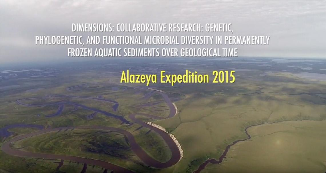 Scientists Explore Siberian Permafrost